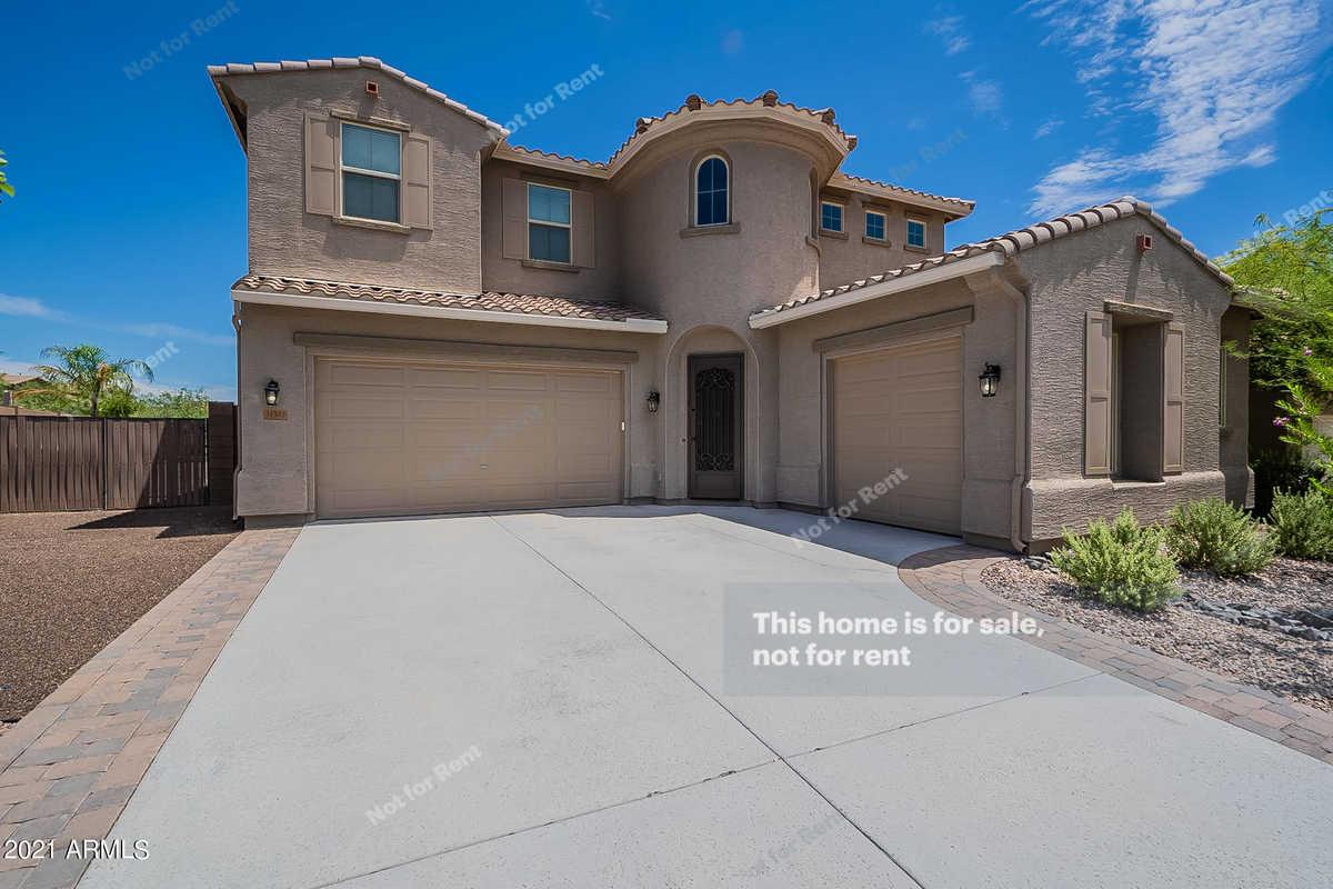 $600,000 - 5Br/3Ba - Home for Sale in Vistancia Village A Parcel G2, Peoria