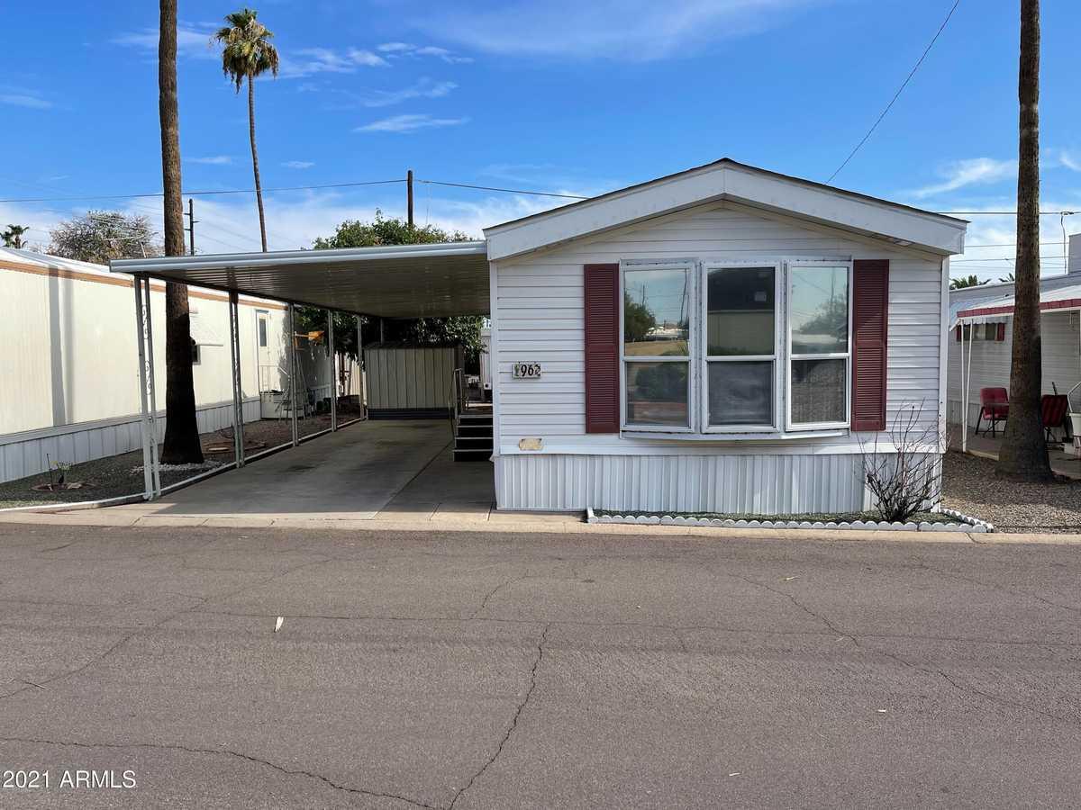 $24,900 - 2Br/2Ba -  for Sale in Alma Gardens 55+ Mobile Home Community, Mesa