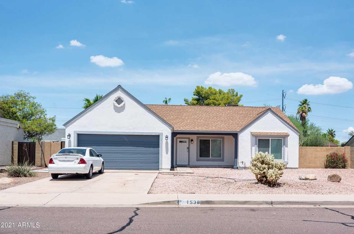 $444,900 - 3Br/2Ba - Home for Sale in Continental Tempe Unit 1, Tempe