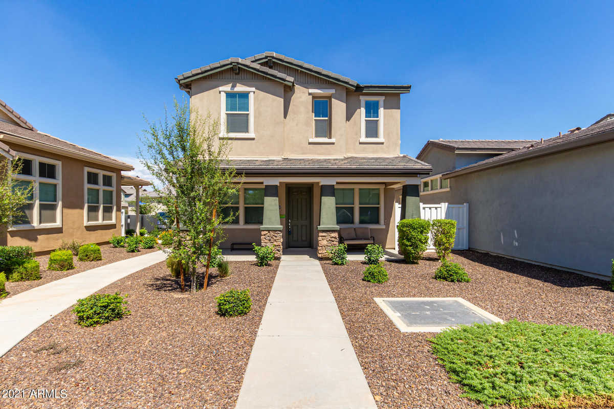 $490,000 - 3Br/3Ba - Home for Sale in Bungalows At Cooley Station Phase 2 Replat, Gilbert