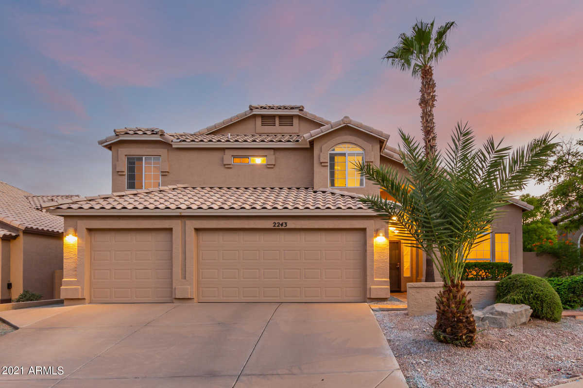 $699,000 - 5Br/3Ba - Home for Sale in Desert Bluffs At Mountain Park Ranch, Phoenix