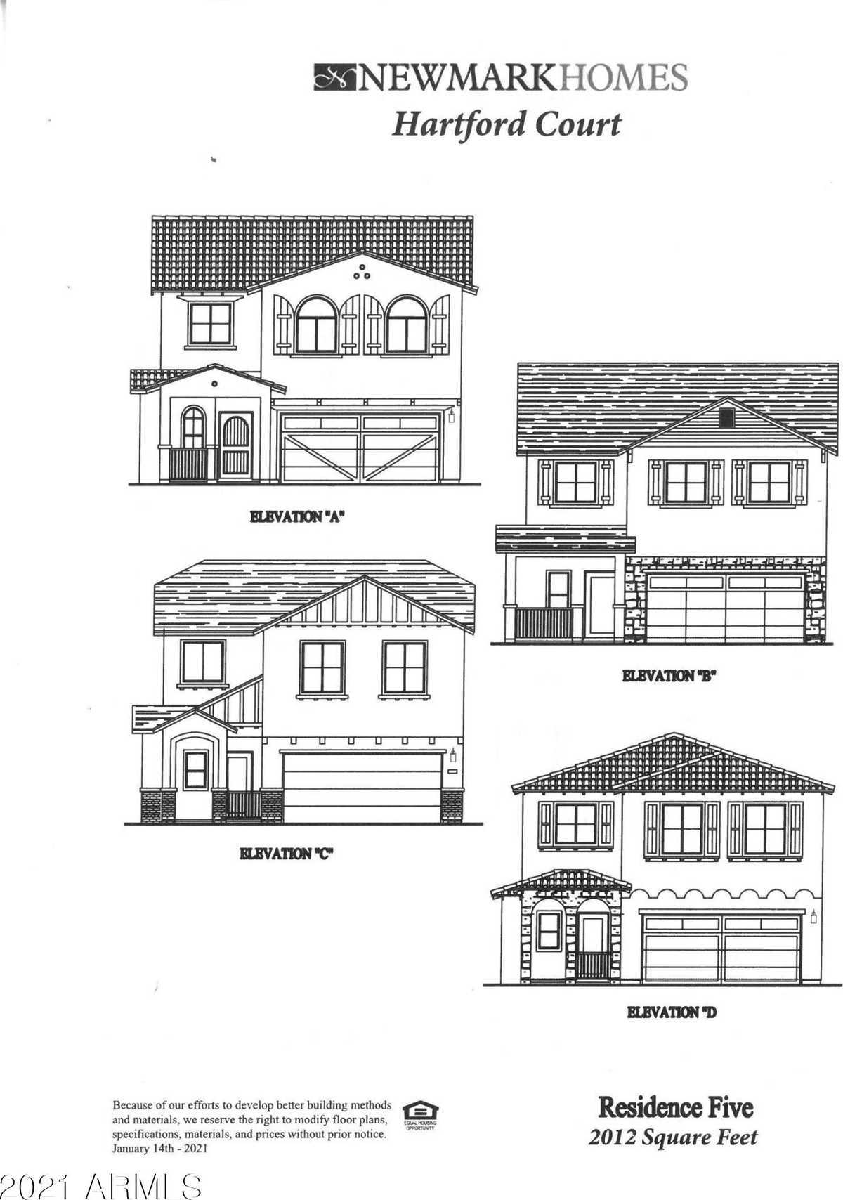 $413,725 - 5Br/3Ba - Home for Sale in Hartford Court, Glendale