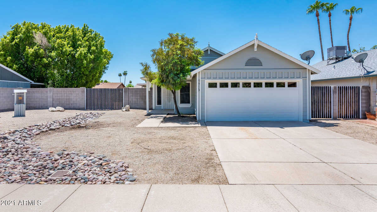 $315,000 - 2Br/2Ba - Home for Sale in Thunderbird Palms Unit, Glendale