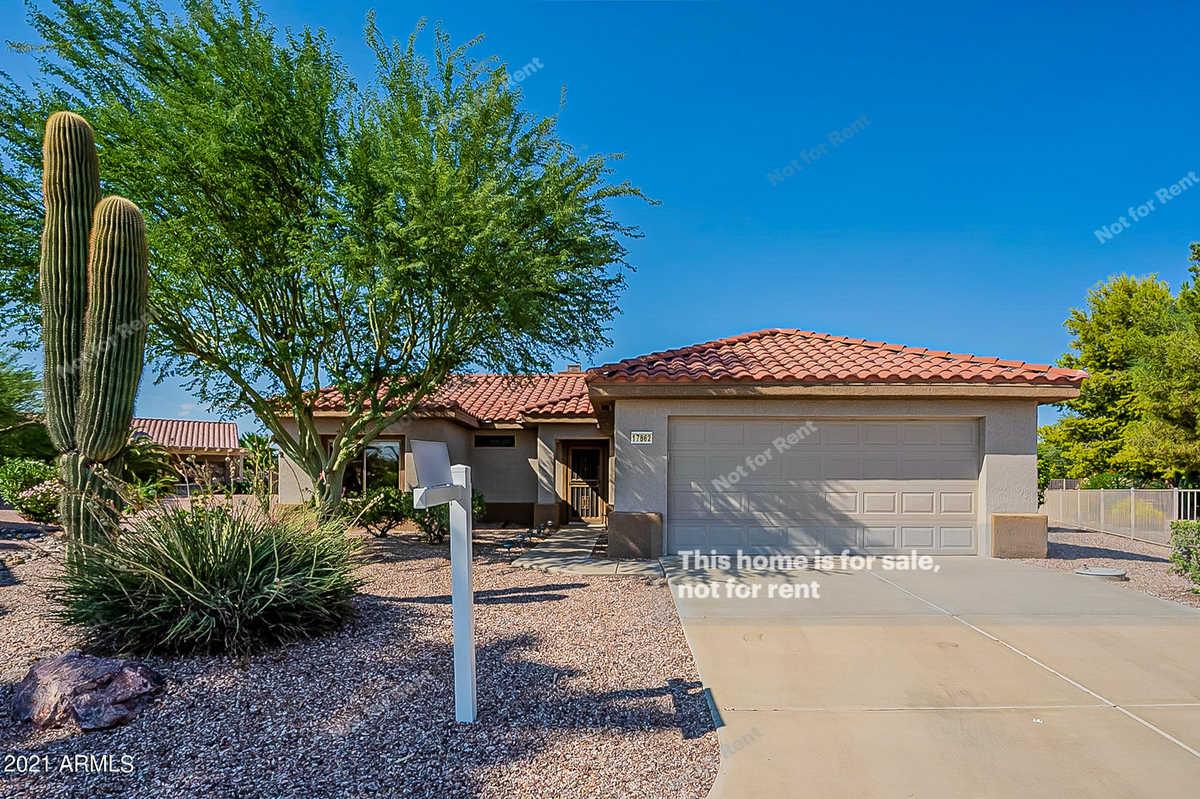 $370,000 - 2Br/2Ba - Home for Sale in Sun City Grand Desert Trails 1, Surprise