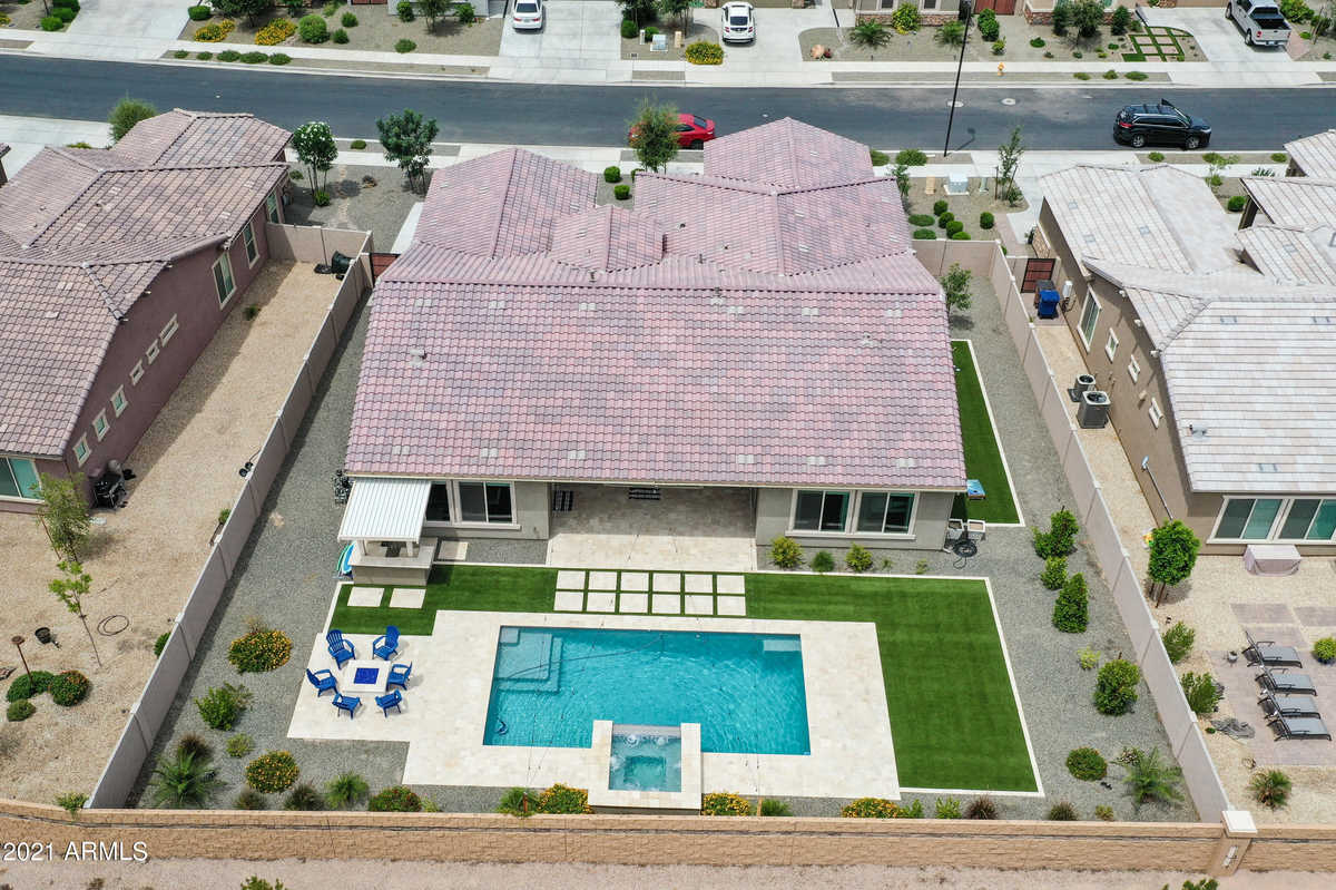 $829,000 - 5Br/3Ba - Home for Sale in Hastings Farms, Queen Creek