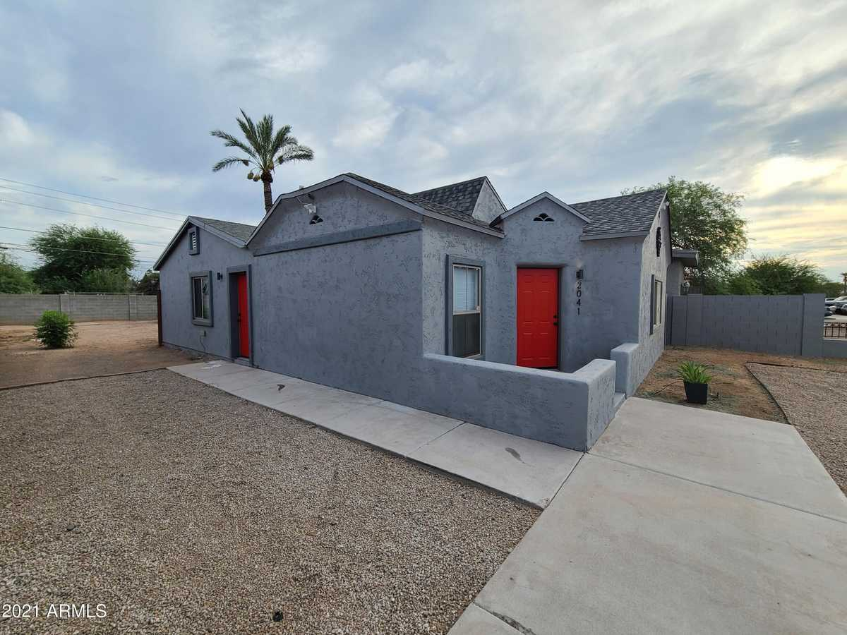 $315,900 - 3Br/2Ba - Home for Sale in Capitol Addition Blocks 43 & 44 35-38 29 & 30, Phoenix