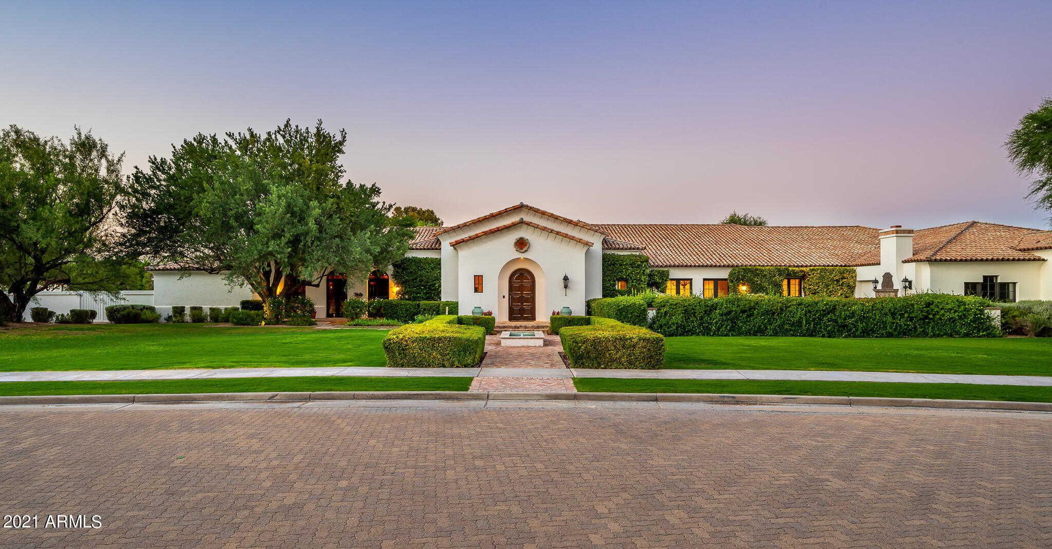 $6,400,000 - 4Br/8Ba - Home for Sale in Elmaro Estates, Paradise Valley