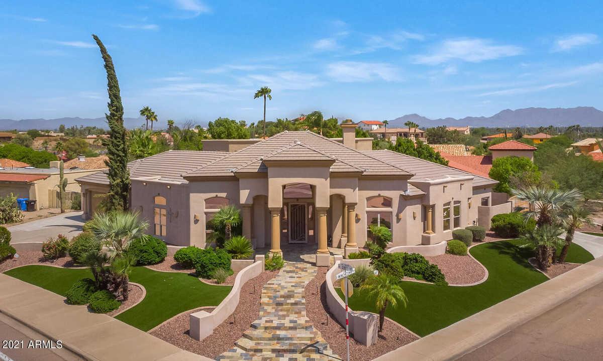 $875,000 - 3Br/3Ba - Home for Sale in Cimarron Ridge Unit 6, Phoenix