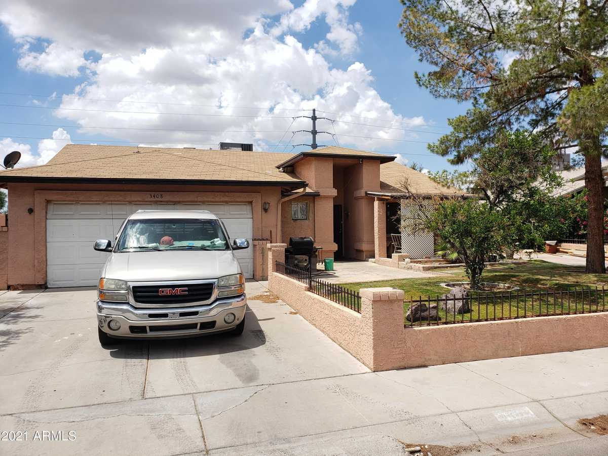 $320,500 - 4Br/3Ba - Home for Sale in Solar One, Phoenix