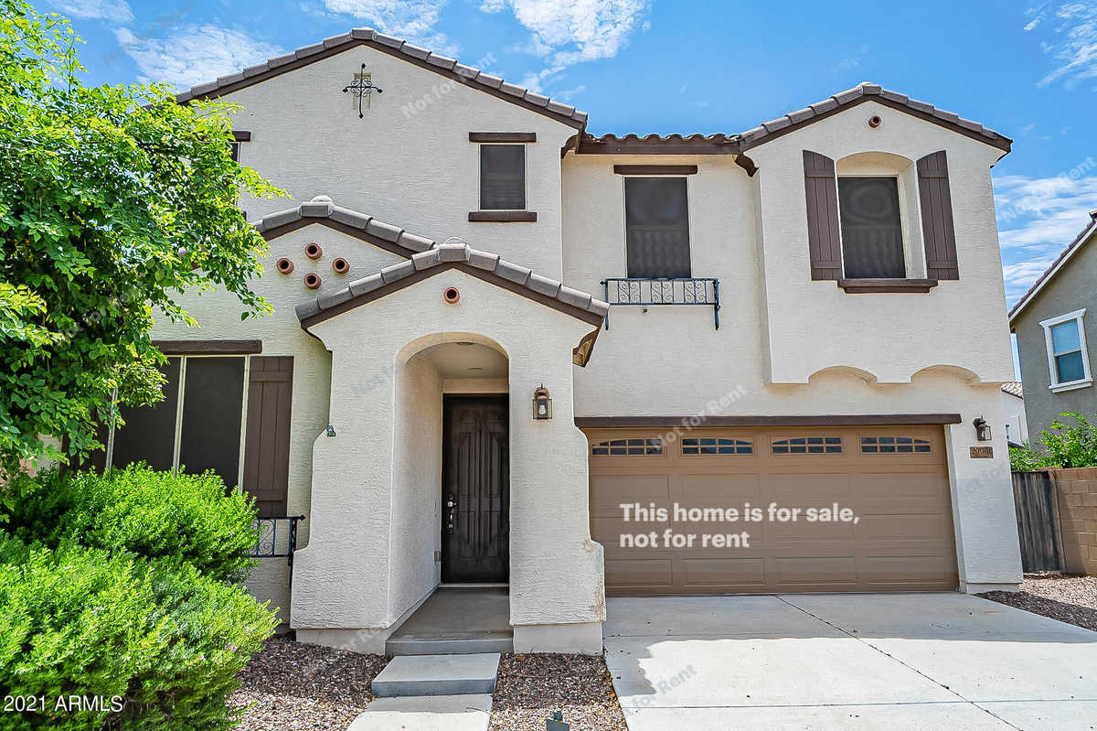 $525,000 - 5Br/3Ba - Home for Sale in Hastings Farms Parcel H, Queen Creek