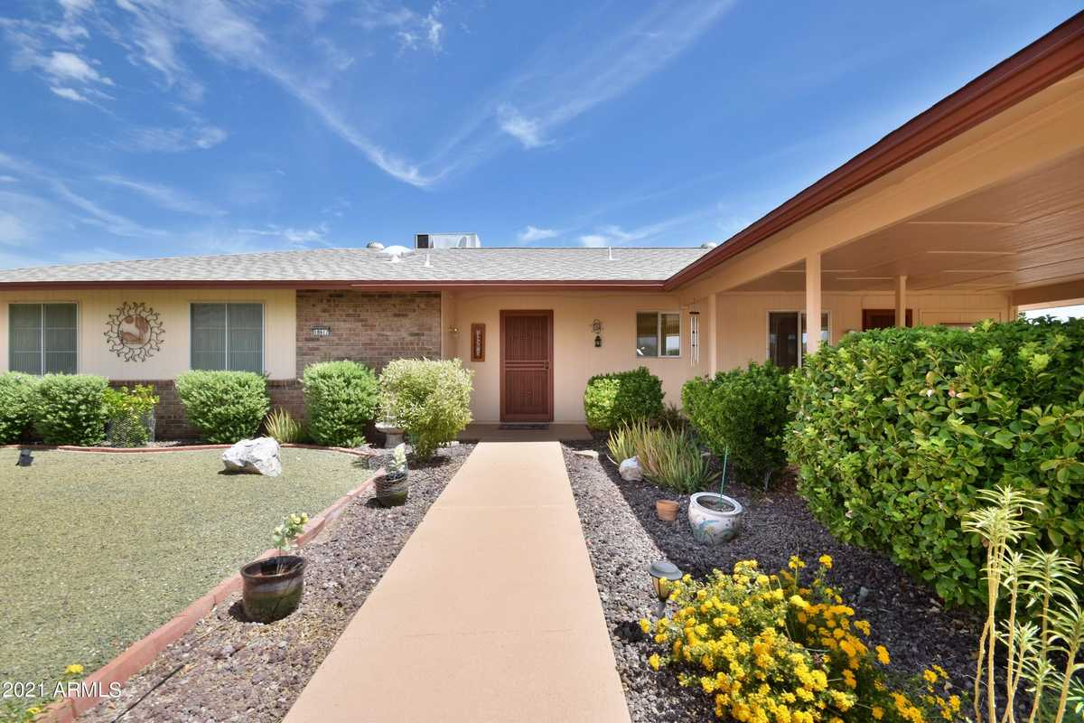 $299,000 - 2Br/2Ba - Home for Sale in Sun City Unit 47, Sun City