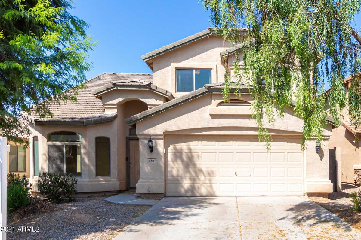 $399,900 - 4Br/3Ba - Home for Sale in Parcel 8 At Circle Cross Ranch, San Tan Valley