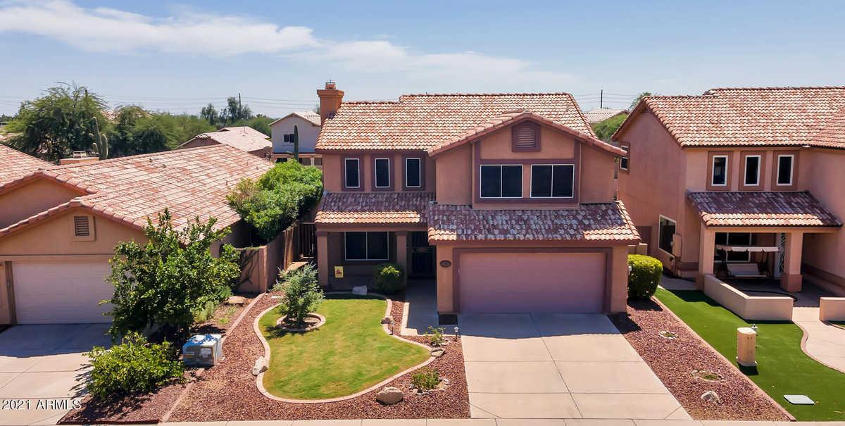 $525,000 - 4Br/3Ba - Home for Sale in Mountain Park Ranch Unit 8d Lot 1-109 Tr A, Phoenix