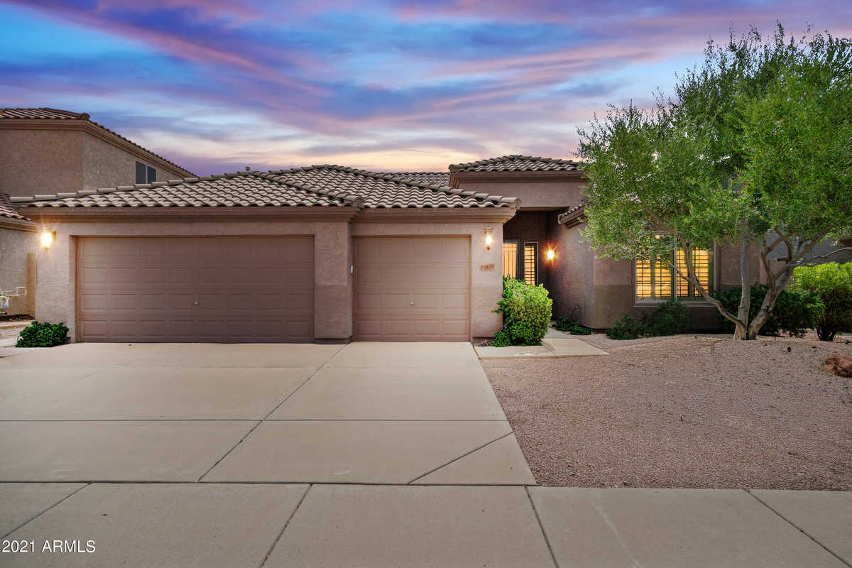 $594,000 - 3Br/2Ba - Home for Sale in Parcel 19f At Foothills Club West, Phoenix
