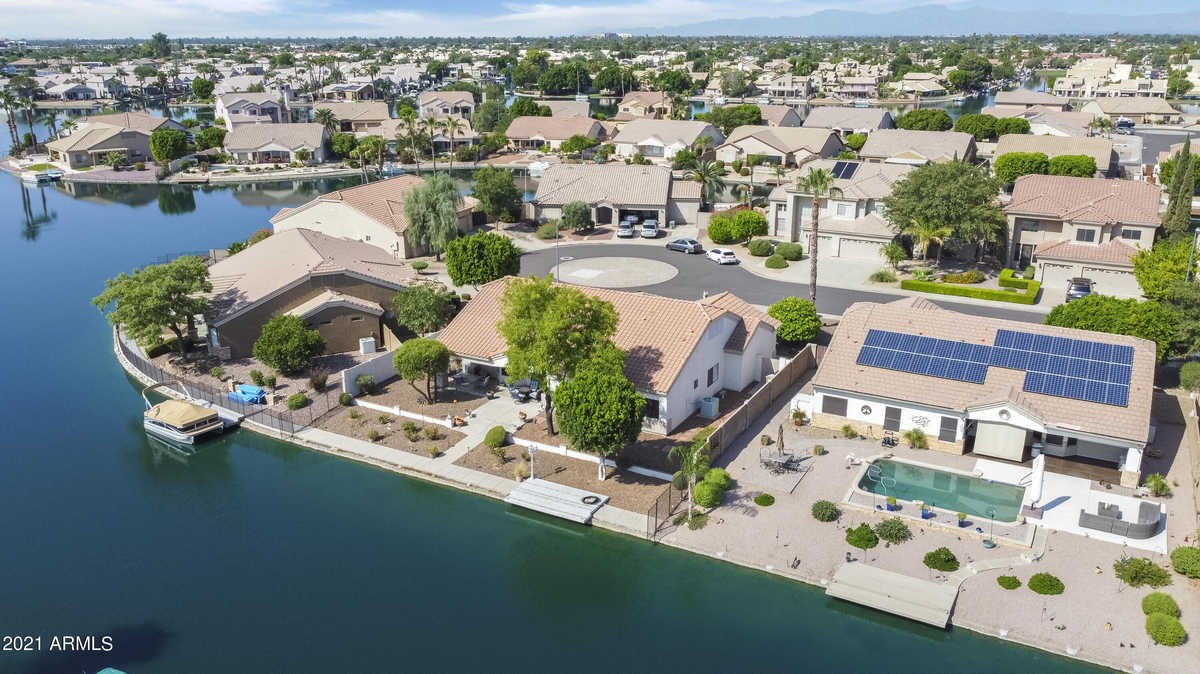 $549,500 - 3Br/2Ba - Home for Sale in Spinnaker Cove At Desert Harbor Lot 1-112 Tr A-o, Peoria