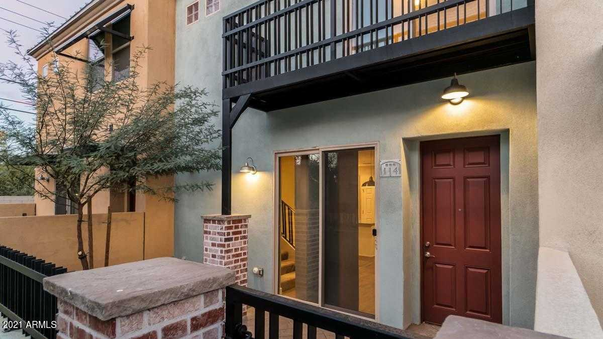 $367,000 - 3Br/3Ba -  for Sale in West Main Station Village Townhomes, Mesa