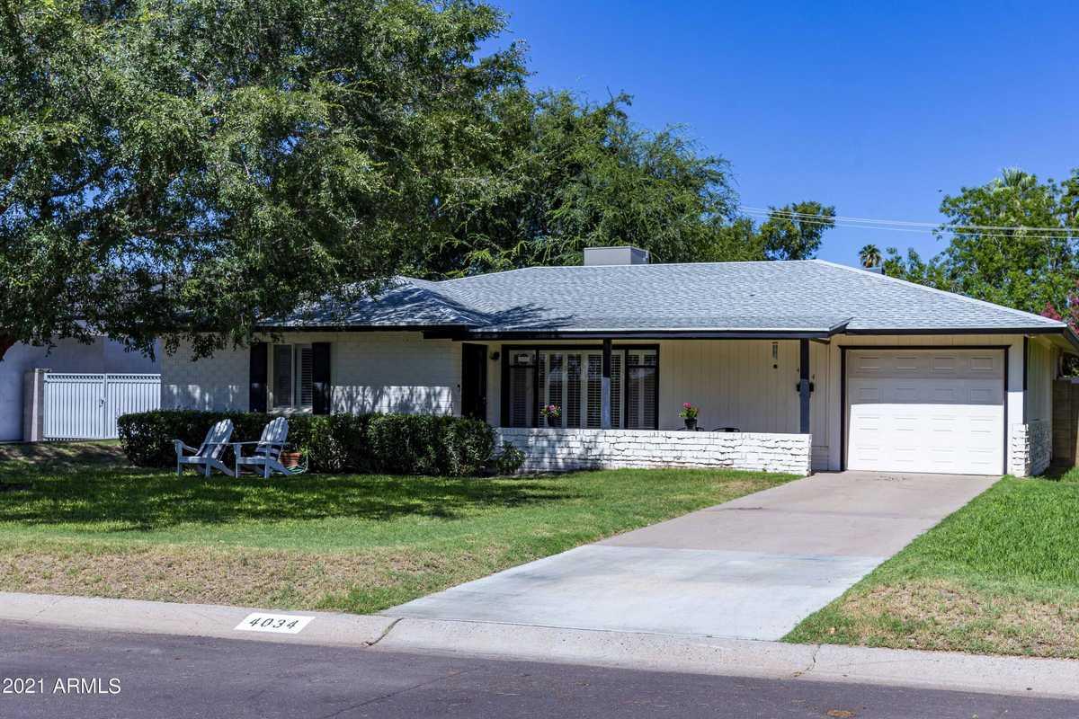 $750,000 - 3Br/2Ba - Home for Sale in Rancho Ventura Tr 21, Phoenix