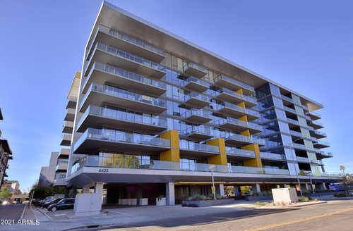 $740,000 - 2Br/2Ba -  for Sale in Envy Condominiums, Scottsdale