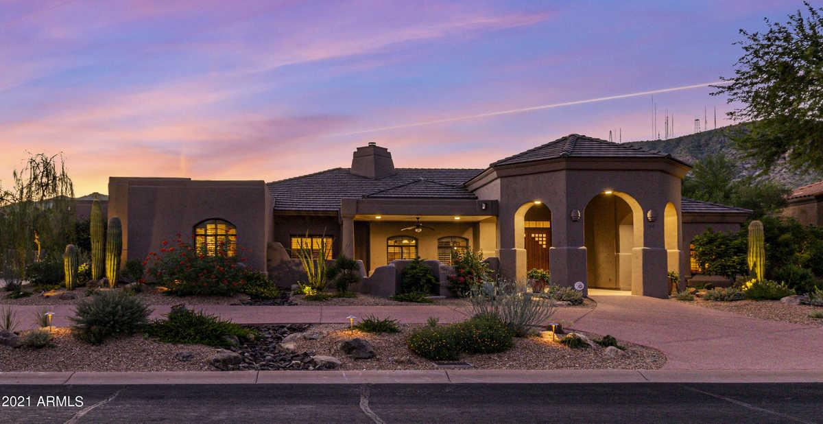 $1,299,000 - 5Br/5Ba - Home for Sale in Foothills Parcel 8b, Phoenix