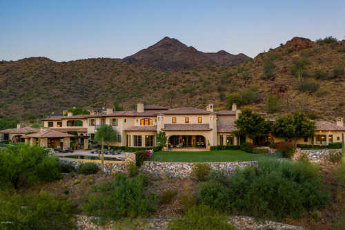 $18,750,000 - 6Br/8Ba - Home for Sale in Silverleaf At Dc Ranch, Scottsdale