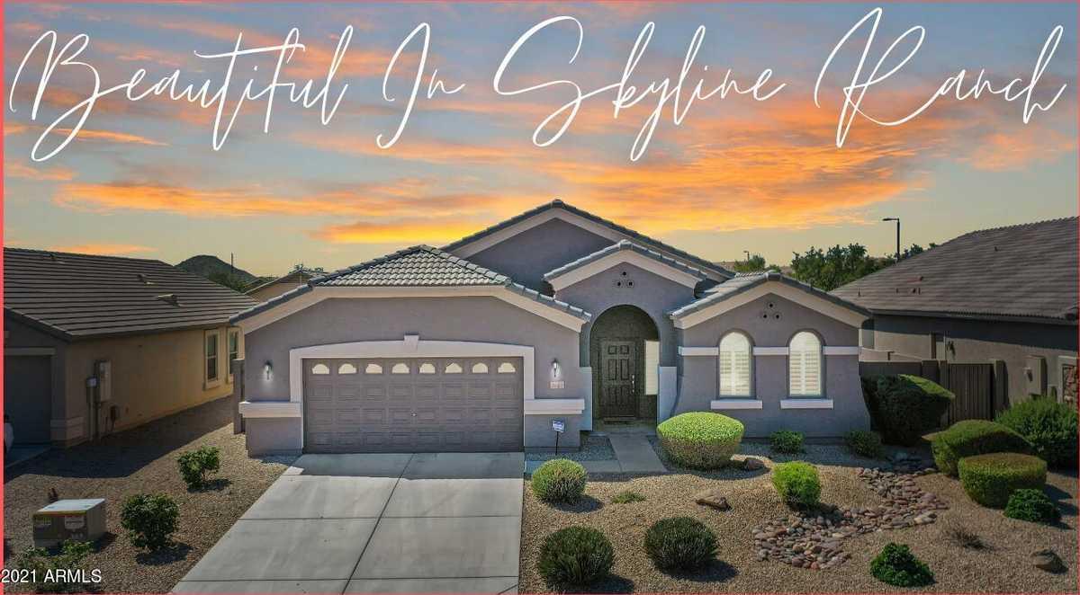 $485,000 - 4Br/2Ba - Home for Sale in Skyline Ranch, Queen Creek