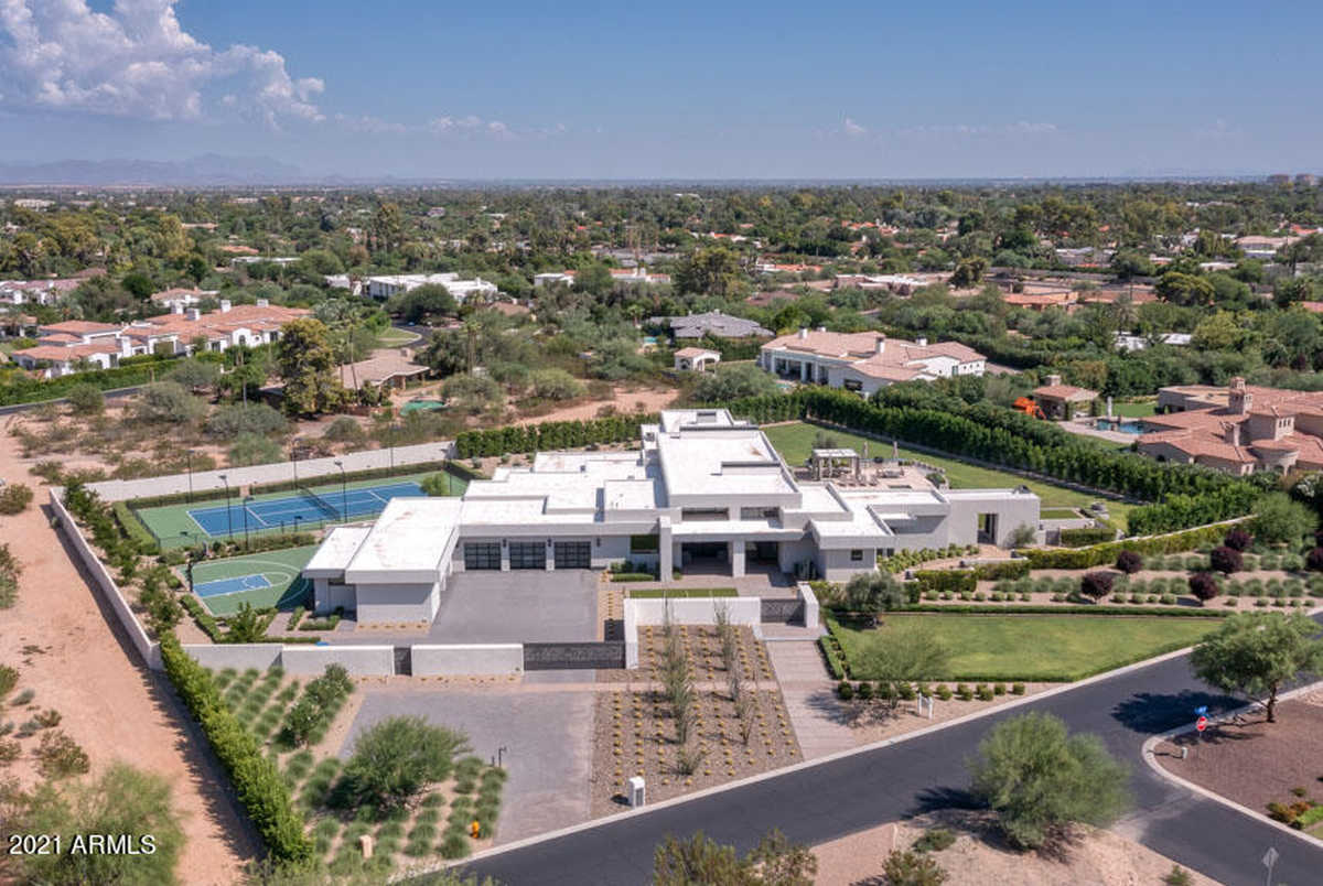 $12,500,000 - 5Br/7Ba - Home for Sale in None., Paradise Valley