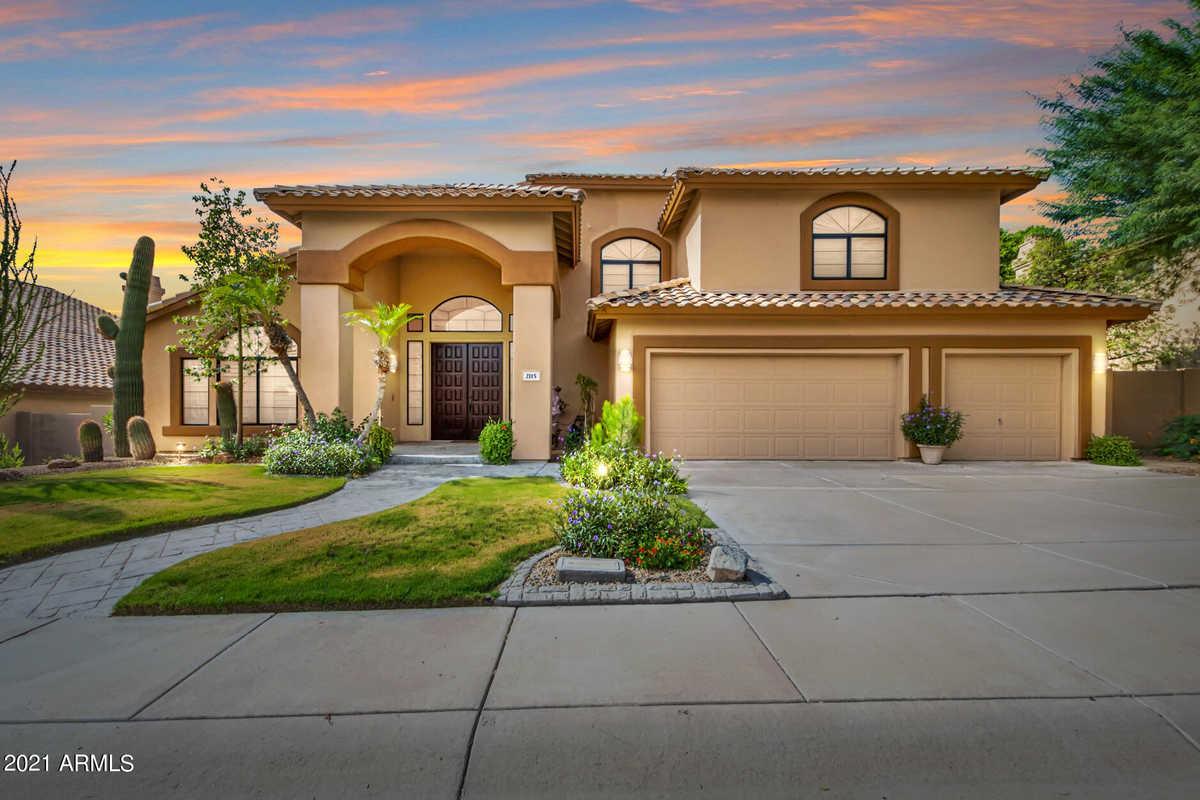 $749,900 - 5Br/4Ba - Home for Sale in Mountain Park Ranch Unit 35g-2 Lot 1-43 Tr A-d, Phoenix