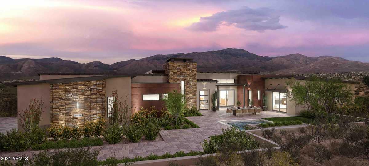 Cave Creek Luxury Homes