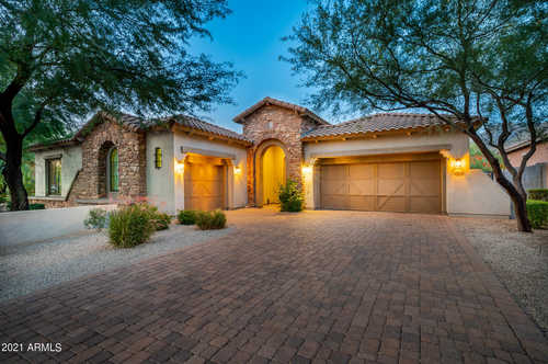 $1,600,000 - 4Br/3Ba - Home for Sale in Windgate Ranch Phase 1 Plat B, Scottsdale