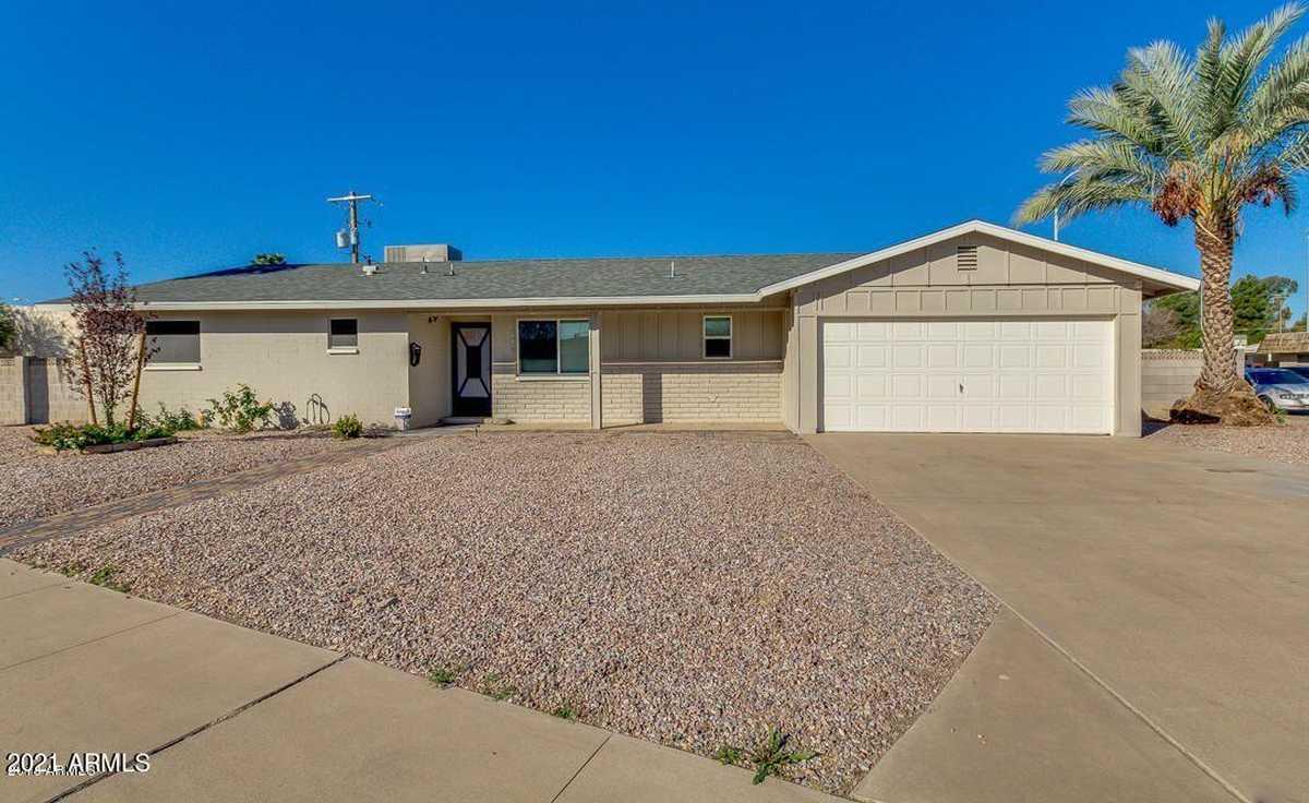 $430,000 - 4Br/2Ba - Home for Sale in Arrowhead Meadows Unit 3, Chandler