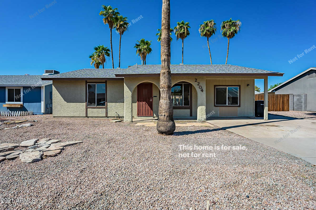 $425,000 - 3Br/2Ba - Home for Sale in Knoell East Unit 4, Chandler