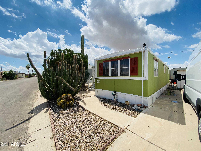 $13,900 - 1Br/1Ba -  for Sale in Arizona City Estates- High Chaparral Rv/mh Park, Casa Grande