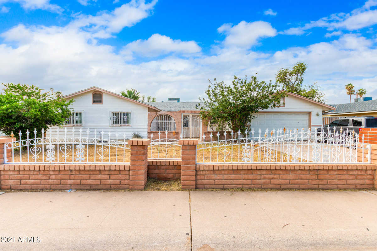 $305,000 - 4Br/2Ba - Home for Sale in Maryvale Terrace 27 Lots 10983-10985, Phoenix