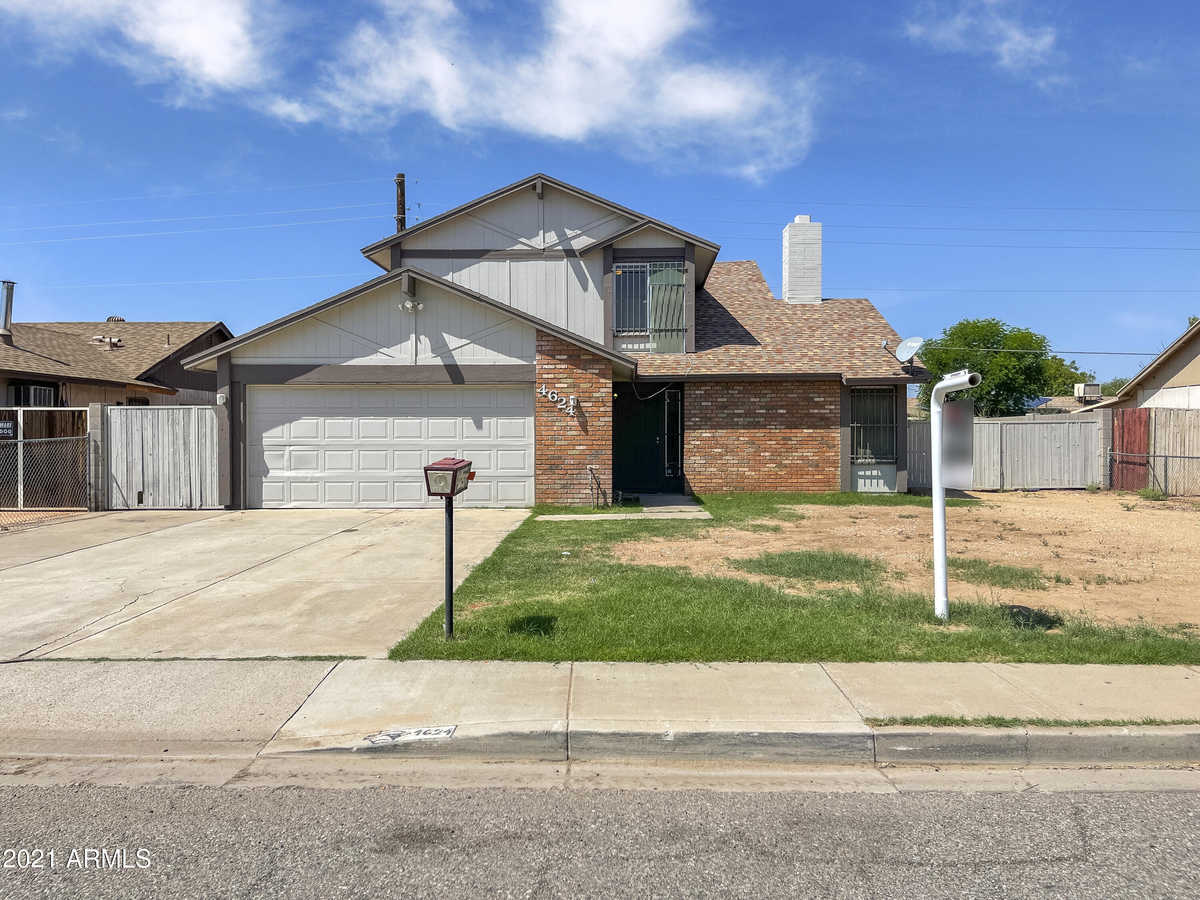 $330,000 - 4Br/3Ba - Home for Sale in Ponderosa Homes West Unit Two, Phoenix