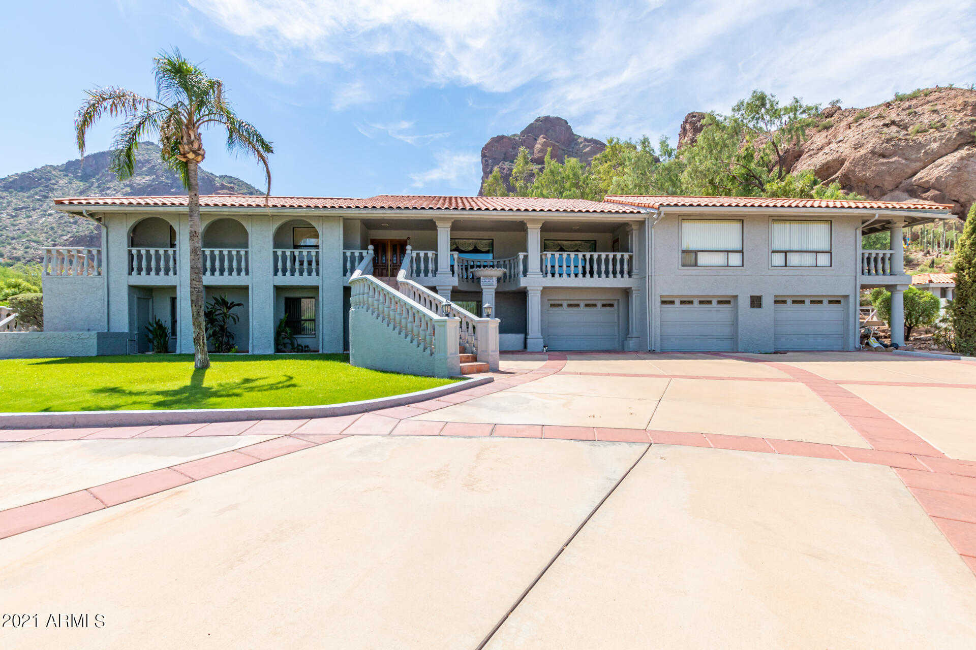 $2,450,000 - 6Br/5Ba - Home for Sale in Stone Canyon, Paradise Valley