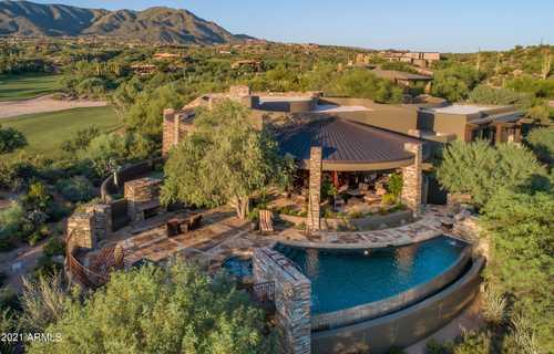 $5,300,000 - 4Br/6Ba - Home for Sale in Desert Mountain, Scottsdale