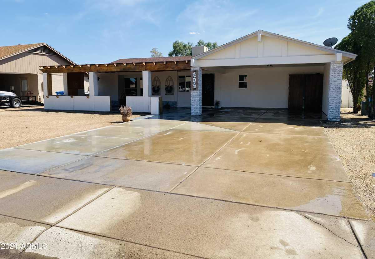 $390,000 - 4Br/2Ba - Home for Sale in Desert Valley Estates 8, Phoenix