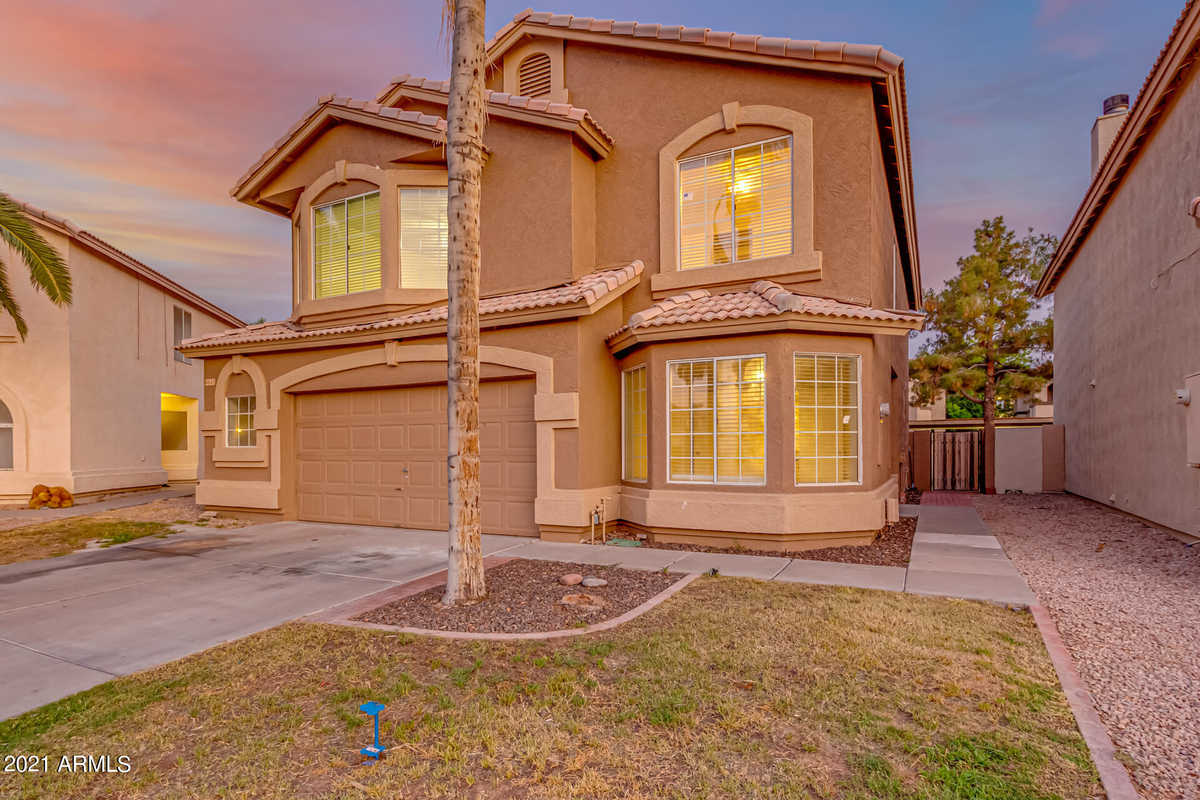 $495,000 - 4Br/3Ba - Home for Sale in Towne Meadows Patio Homes Lot 1-171 Tr A-c, Gilbert