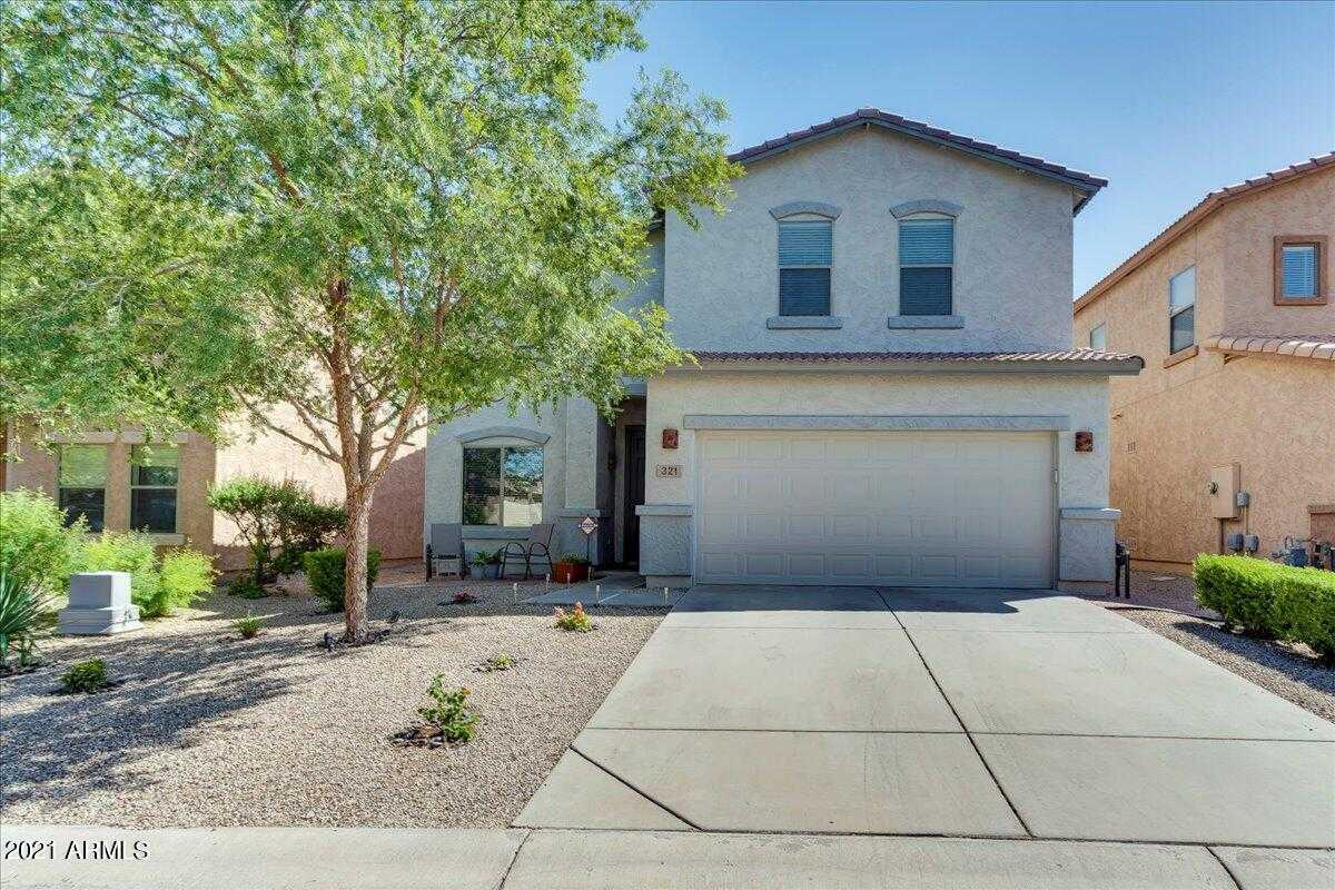 $375,000 - 4Br/3Ba - Home for Sale in Johnson Ranch Unit 16, San Tan Valley