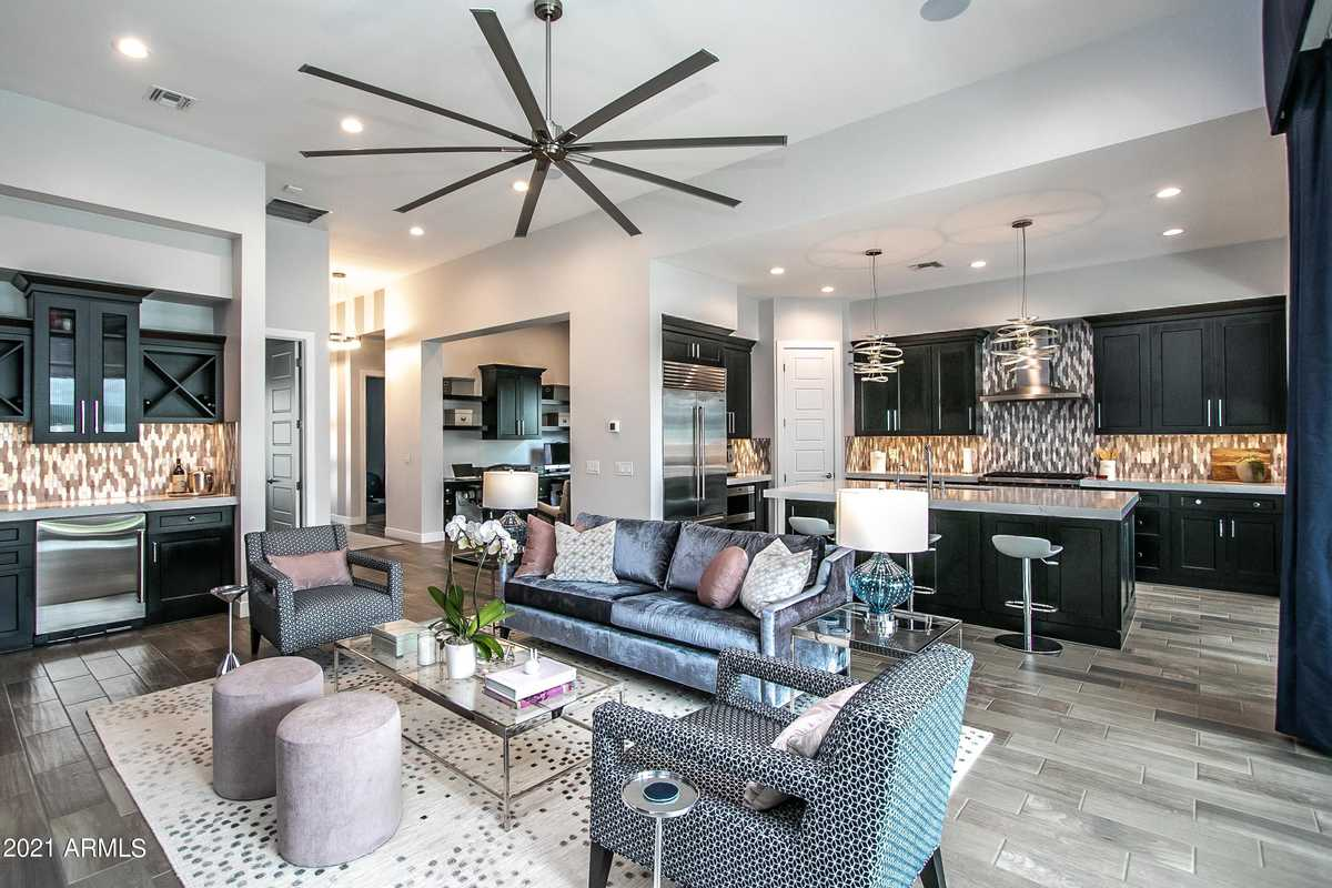 $1,450,000 - 3Br/4Ba - Home for Sale in Villas At Baker Park, Phoenix