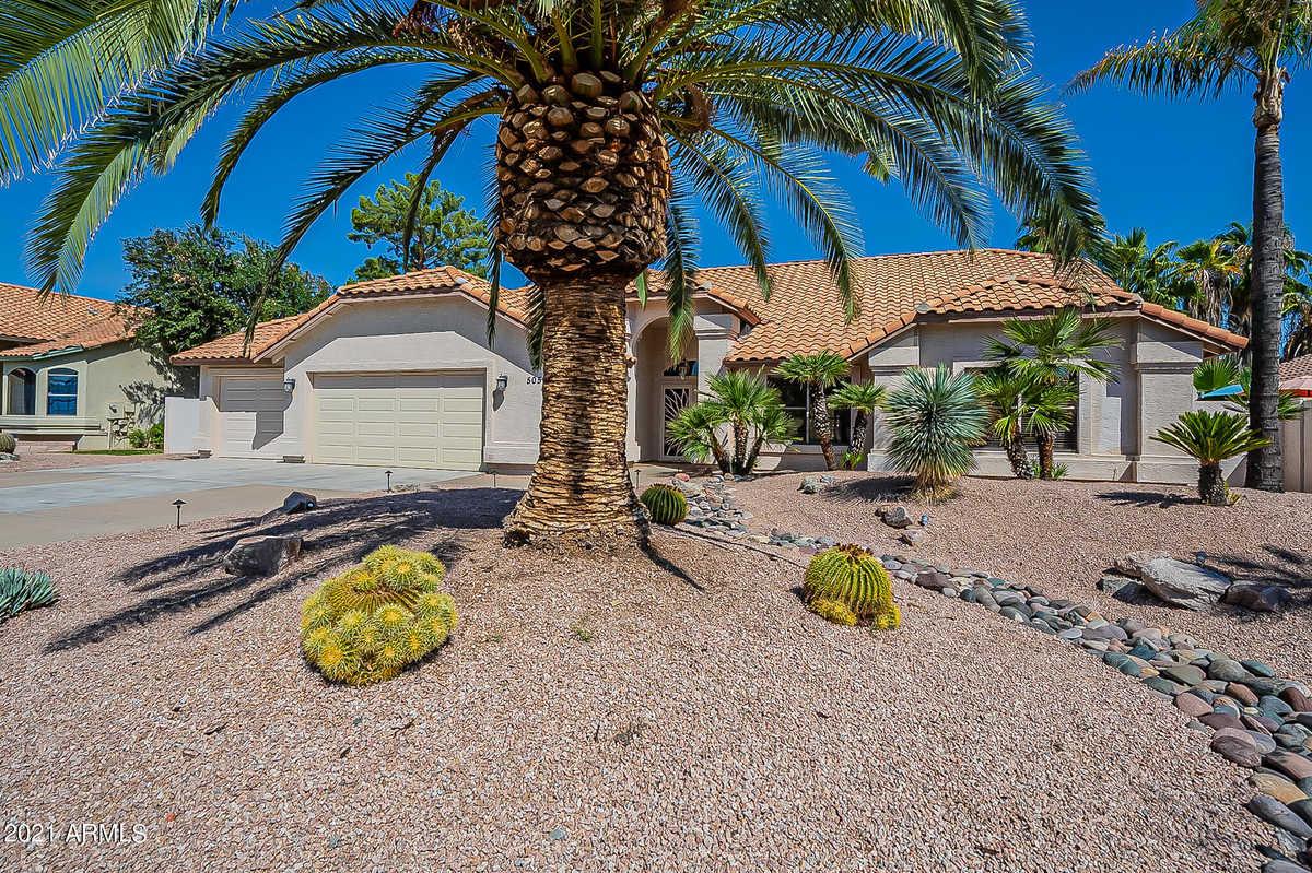 Scottsdale Homes 85254