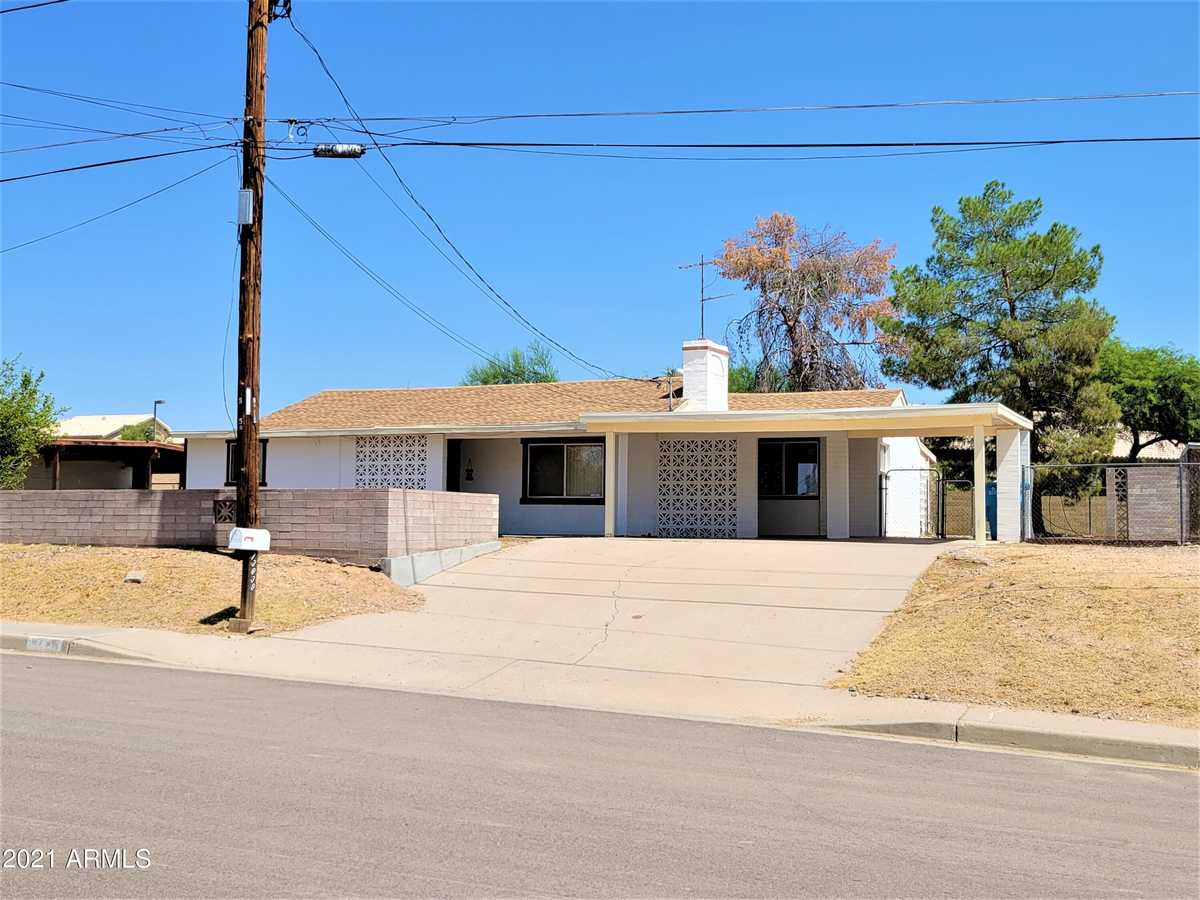 $325,000 - 3Br/1Ba - Home for Sale in No Hoa, No Hoa, Phoenix