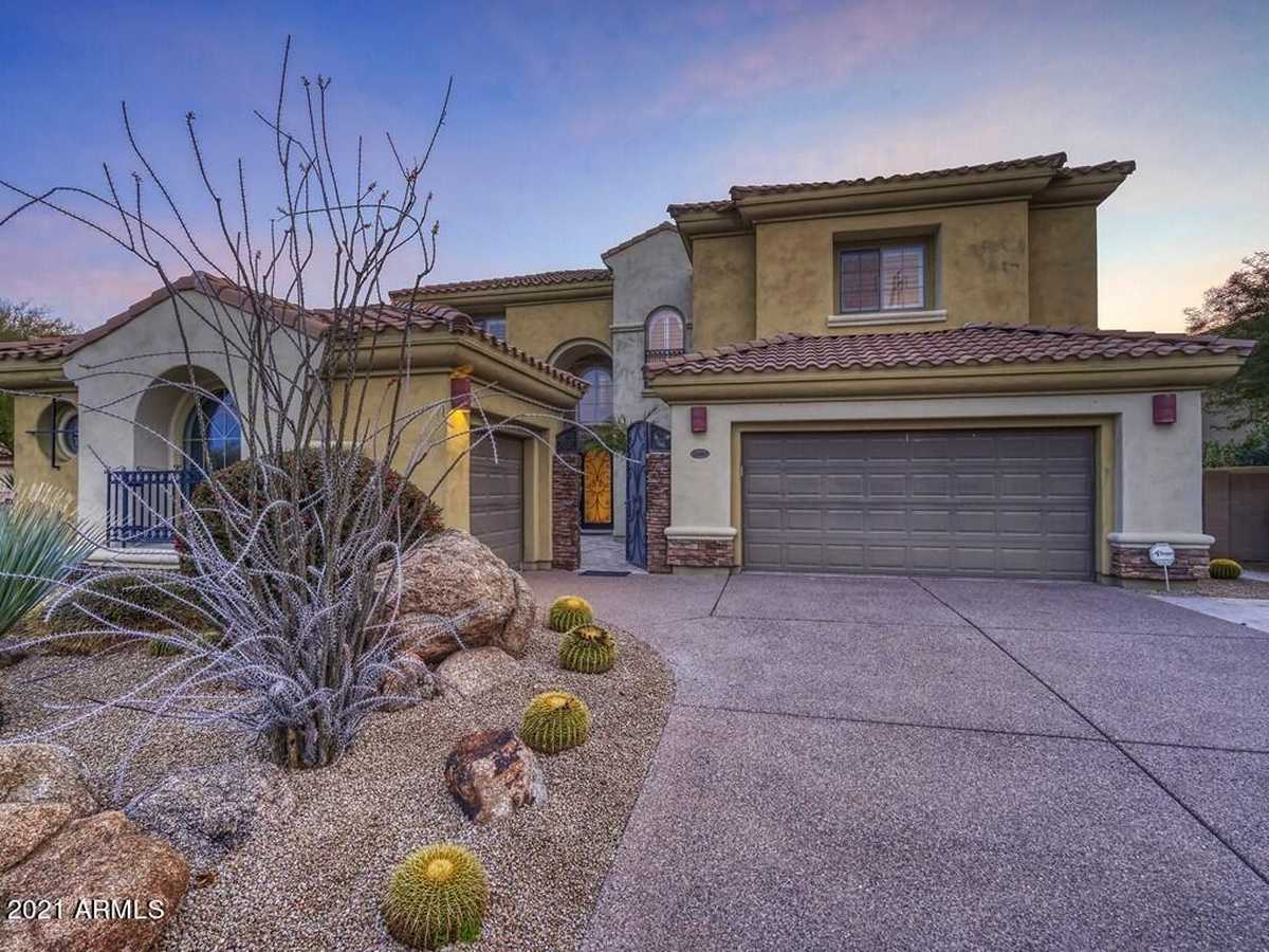 $1,195,000 - 5Br/4Ba - Home for Sale in Village 7 At Aviano, Phoenix