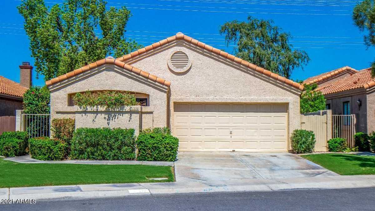 $420,000 - 2Br/2Ba - Home for Sale in Stonebridge Lakes Manor Lot 1-123 Tr A-f, Gilbert