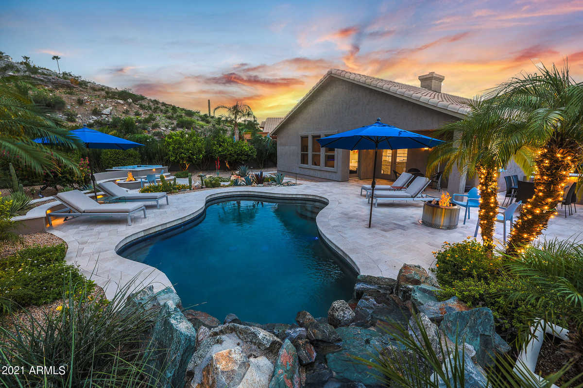 $750,000 - 3Br/2Ba - Home for Sale in Foothills Parcel 11a Lot 108-189 Tr A-f, Phoenix