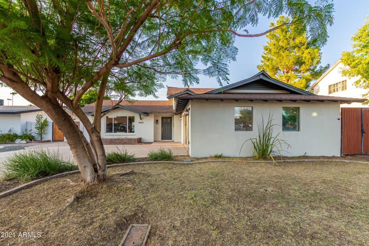 $850,000 - 4Br/3Ba - Home for Sale in Park Scottsdale 1-b, Scottsdale