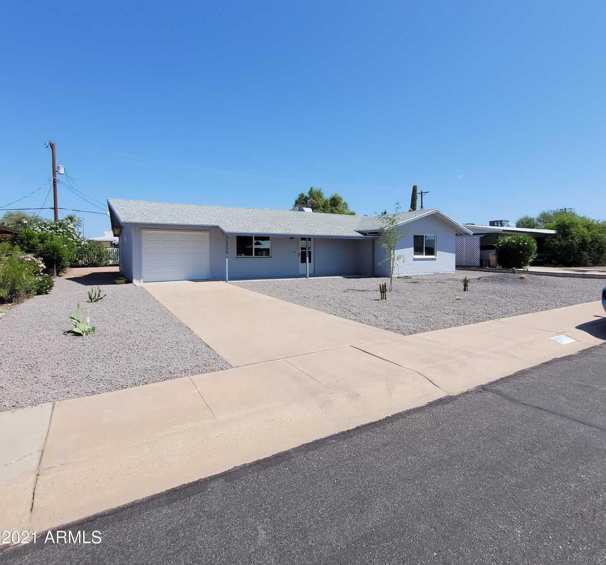 $329,000 - 2Br/2Ba - Home for Sale in Velda Rose Estates, Mesa