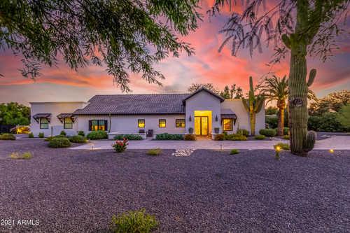 $2,600,000 - 5Br/4Ba - Home for Sale in Vista Hermosa Unit 1, Scottsdale