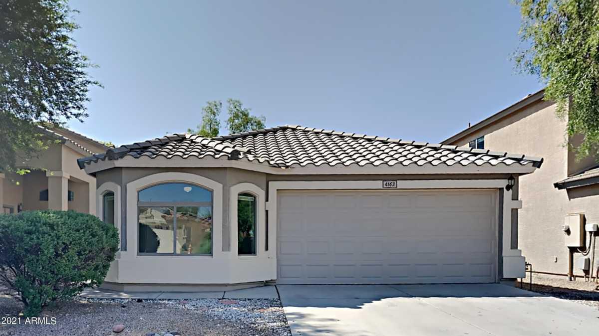 $389,900 - 3Br/2Ba - Home for Sale in Copper Basin Unit 5a, San Tan Valley