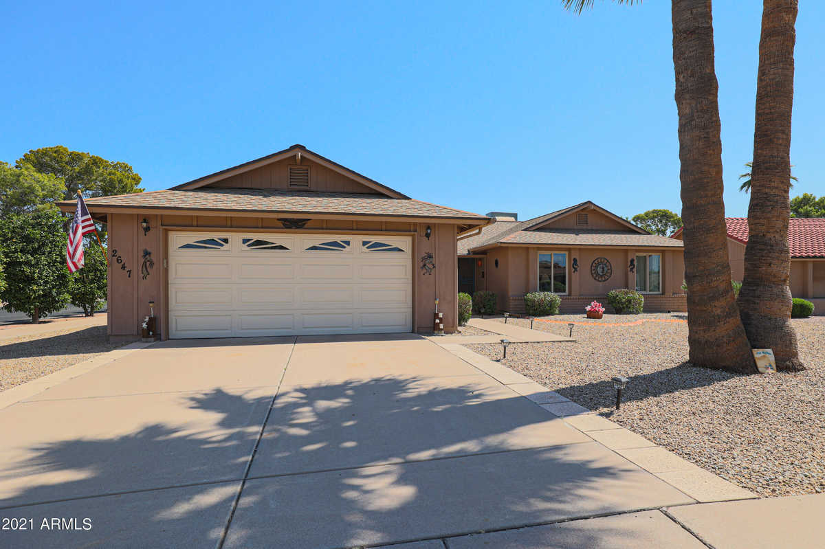 $349,000 - 3Br/2Ba - Home for Sale in Leisure World Plat 25 Lot 2605-2710 Tr A-f, Mesa